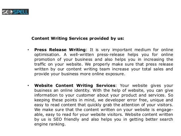 SEO Content Writing Services, Cheap Content Writing Services