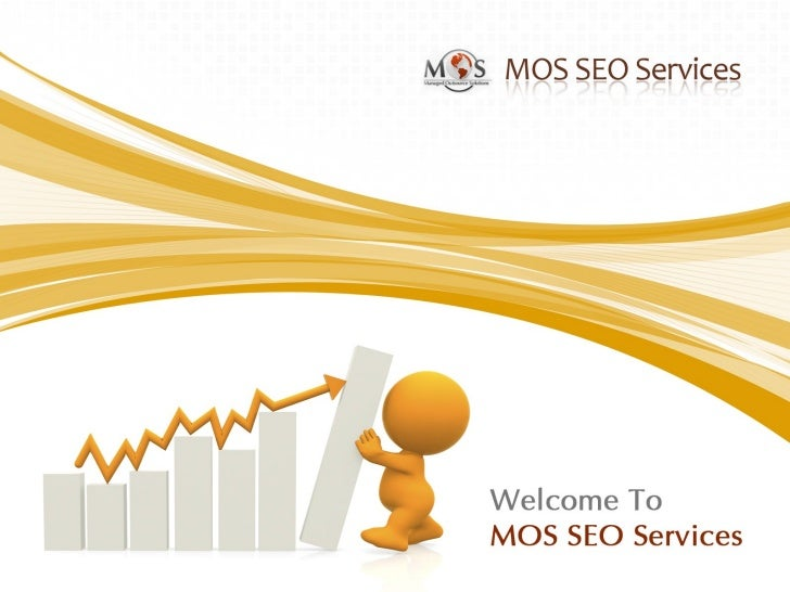 Professional SEO Services - MOS SEO
