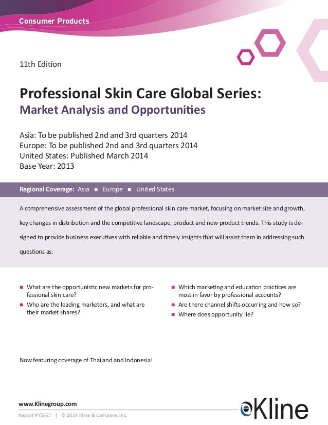 Professional Skin Care Global Series: Market Analysis and Opportunities Global