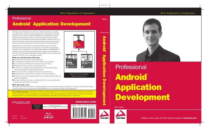 Profession android application development