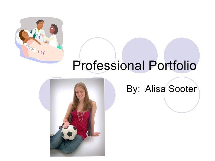 Professiona Portfolio