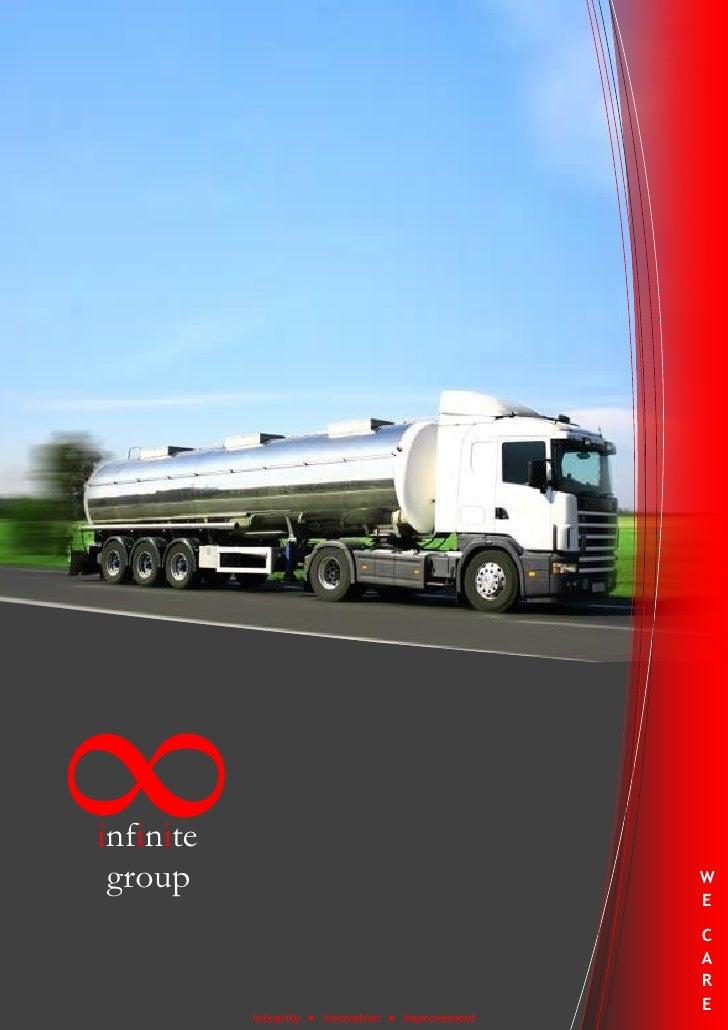 Infinite Logistics Profile