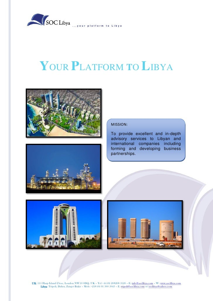 SOC Libya Profile