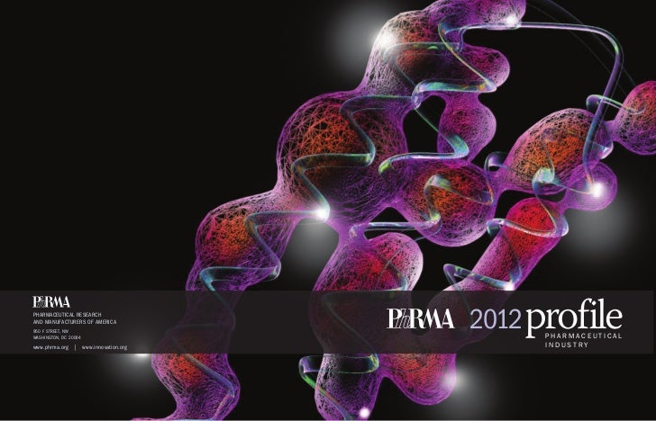 2012 Pharmaceutical Industry Profile