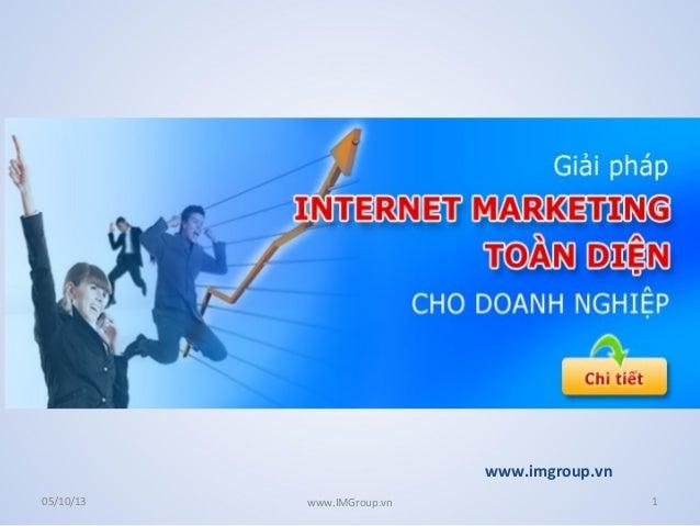 Profile da   giap phap internet marketing cho dn