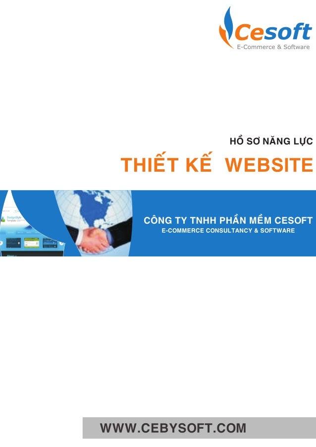E-Commerce & Software Cesoft