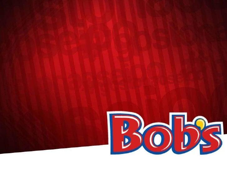 Trabalho conclusão curso ECA-USP: Bob's