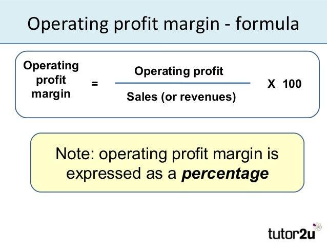 Cost U Less >> Interpreting Accounts: Profitability Ratios