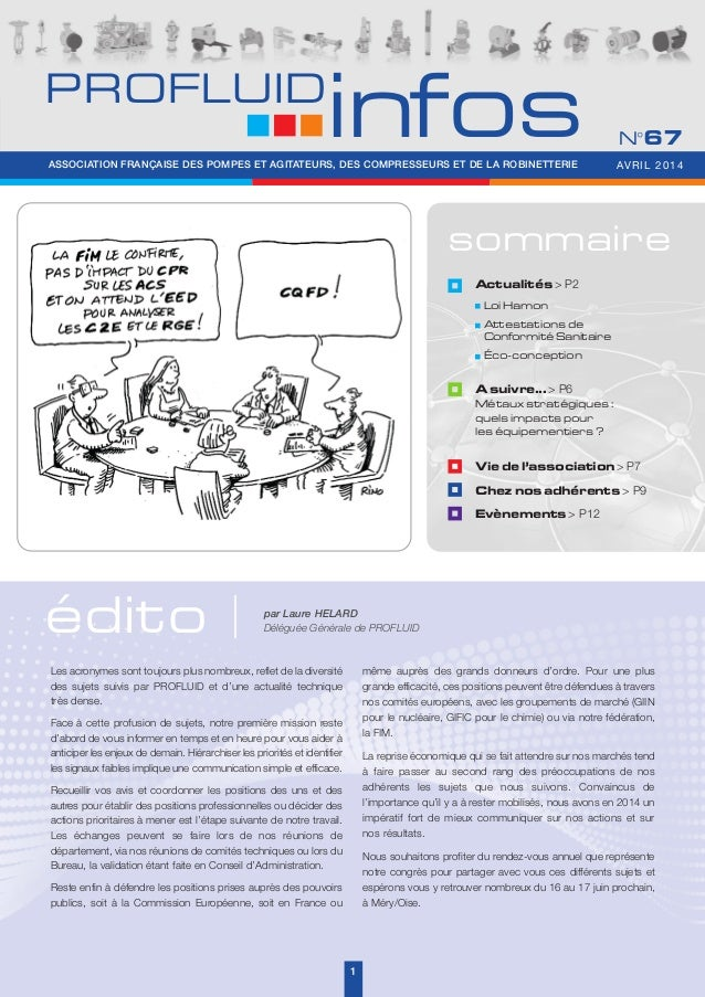 sommaire édito Vie de l'association > P7 Chez nos adhérents > P9 Evènements > P12 Actualités > P2 Loi Hamon Attestations d...