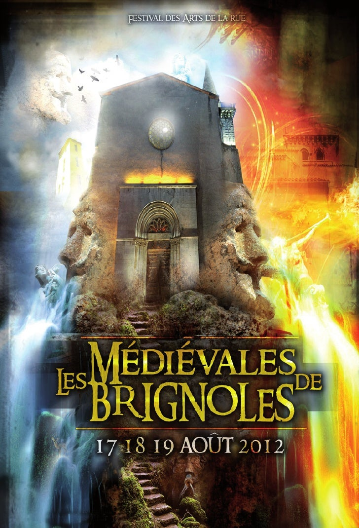 Les Médiavales de Brignoles 2012