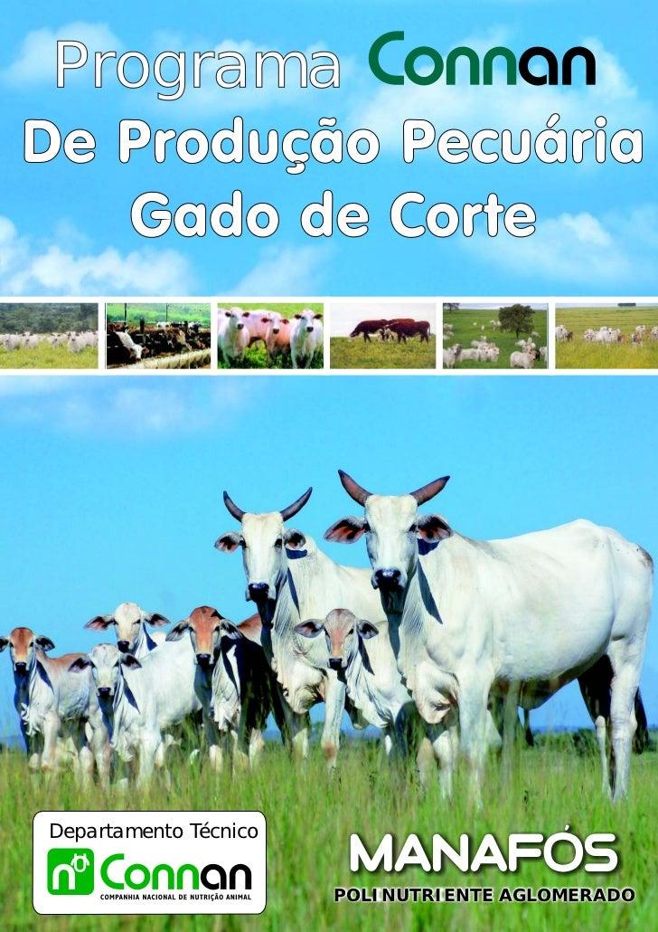 Programa Connan de Produção Pecuária