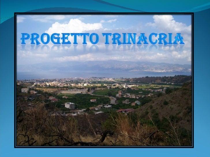 Progetto Trinacria
