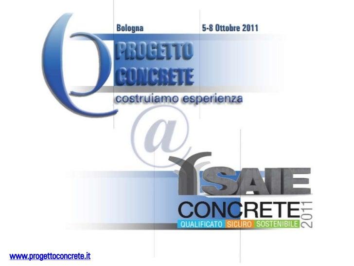 www.progettoconcrete.it