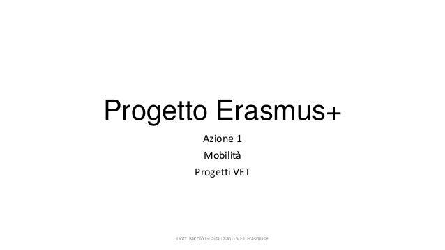 Scrivere un programma VET Erasmus+
