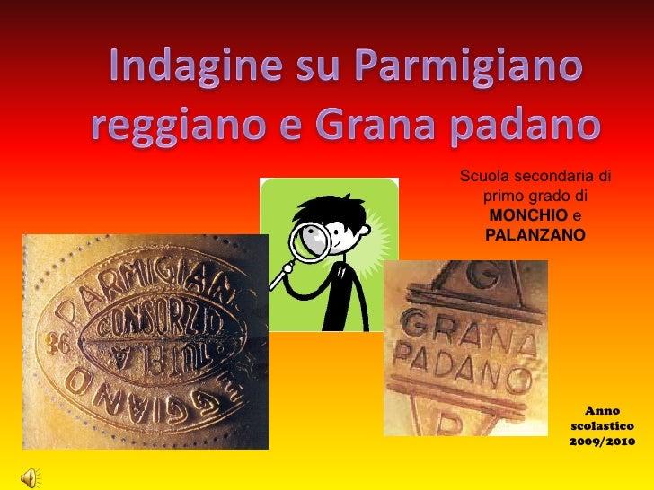 Scuola secondaria di  primo grado di   MONCHIO e   PALANZANO                Anno              scolastico              2009...