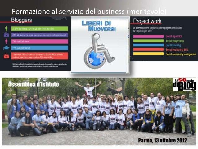 Formazione al servizio del business (meritevole)1