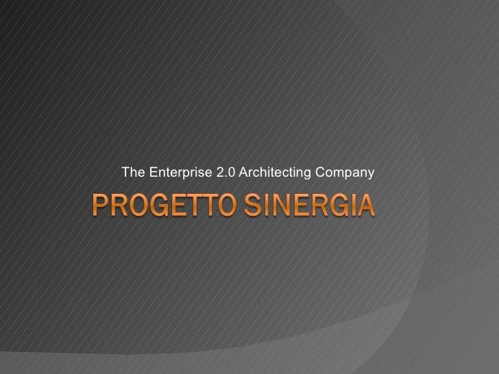 Progetto Sinergia  (ITA)