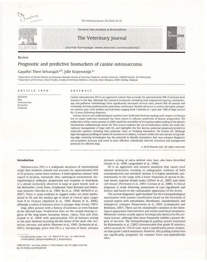 -,                                                                            The Veterinary       Journal   185 (2010) 28...