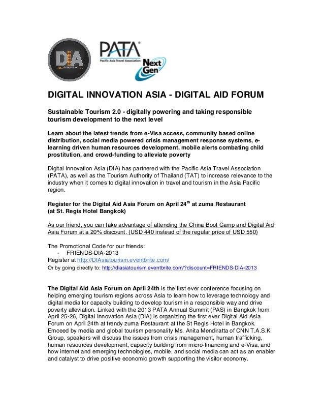 DIA Digital Aid Asia 2013_April