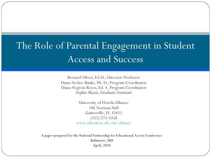 Bernard Oliver, Ed.D.; Director/Professor Diane Archer-Banks, Ph. D.; Program Coordinator Diana Negron-Reyes, Ed. S. Progr...