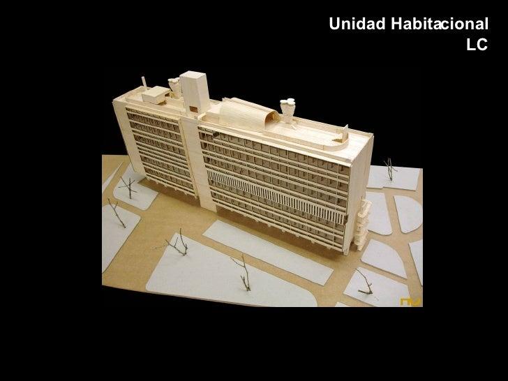 Unidad Habitacional LC