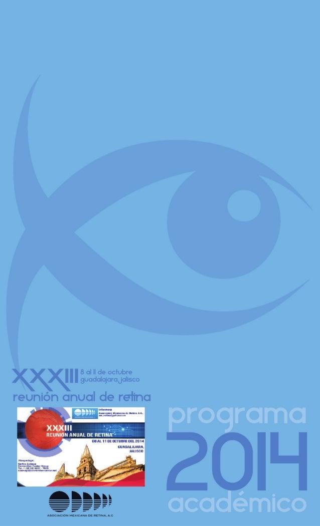 Programa Academico 2014 AMR