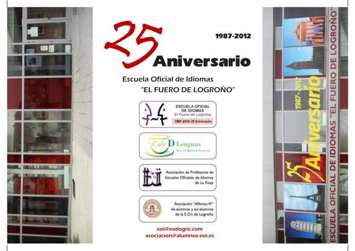 Programa 25 aniversario