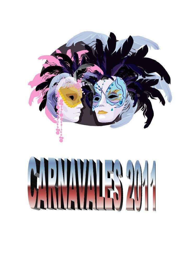Programacarnaval2011