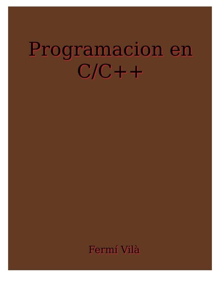 Programación en c y c++ prev