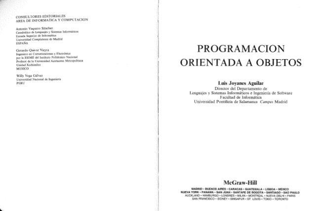 . CONSULIORES EDITORIALES AREA DE INFORMATICA Y COMPUIACION Antonio Vaquero Sanchez Catednitico de Lenguajes y Sistemas In...