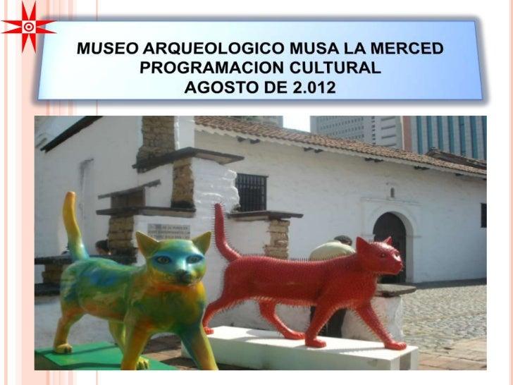    1-30 Con motivo del cumpleaños número 476 de    Santiago de Cali continúan las muestras en honor al    patrón de la ci...