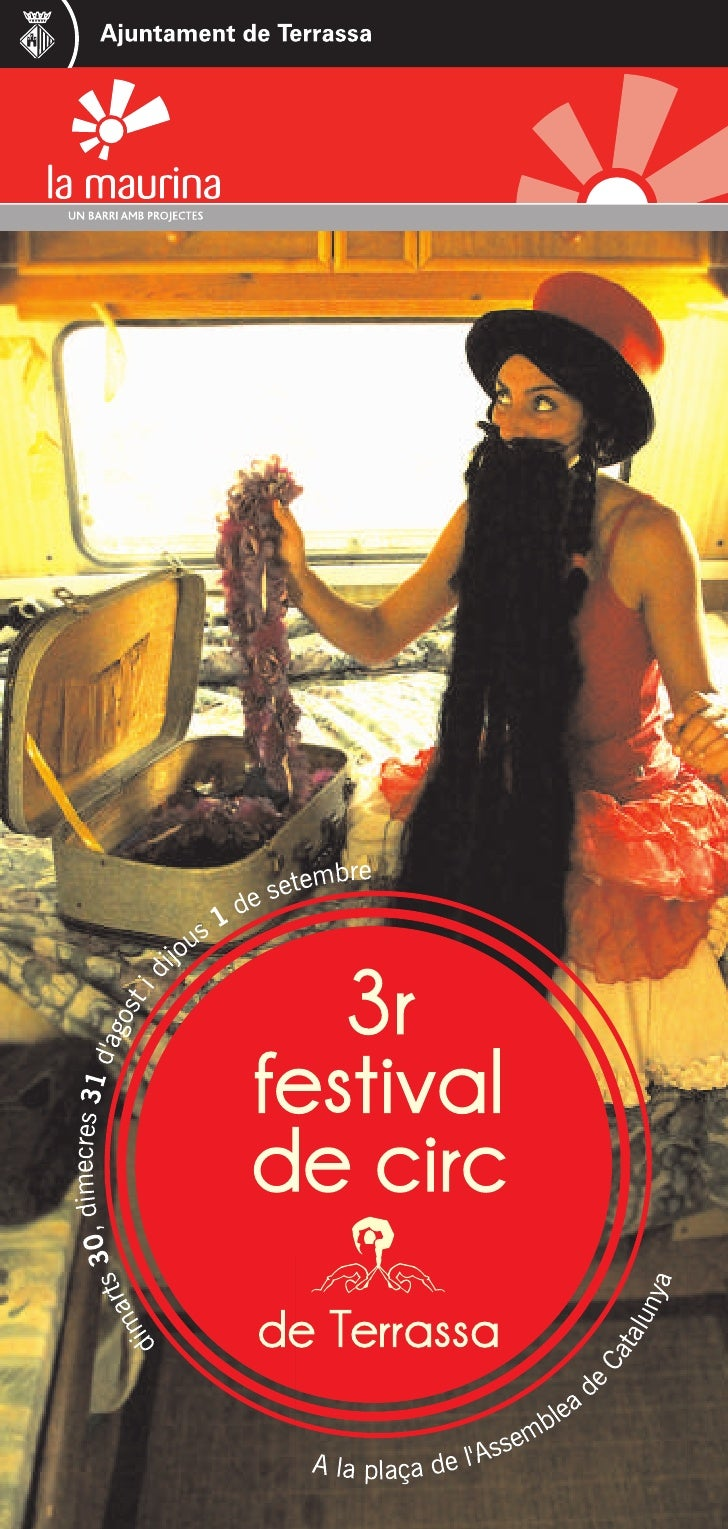 3r Festival de Circ de Terrassa