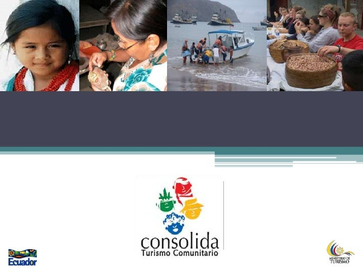 Programa CONSOLIDA, MINTUR, Ecuador