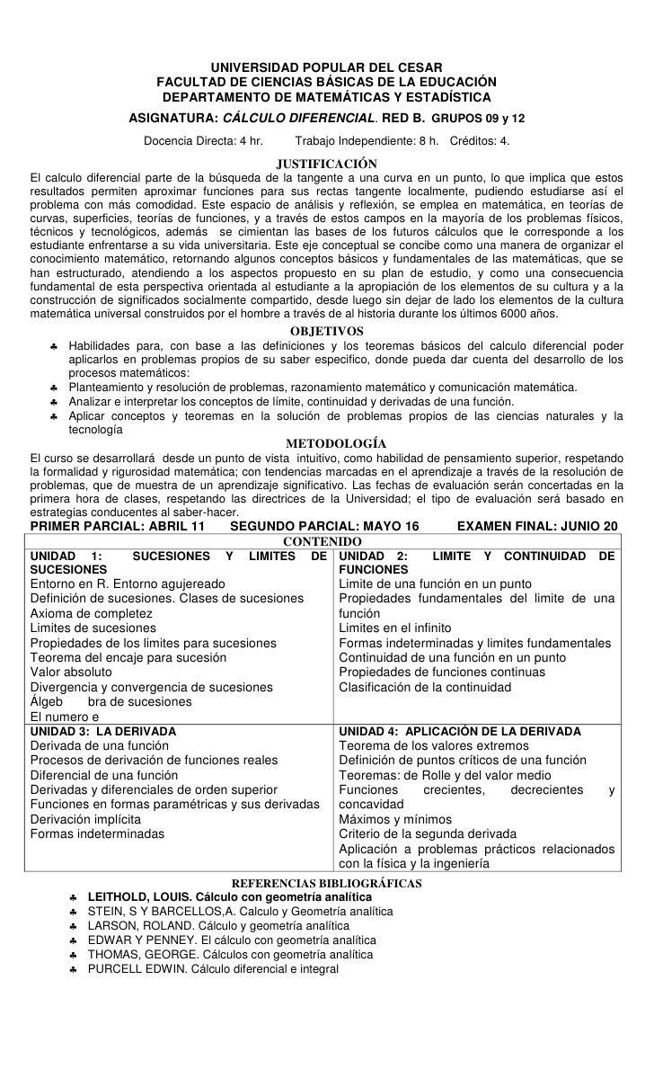 UNIVERSIDAD POPULAR DEL CESAR                        FACULTAD DE CIENCIAS BÁSICAS DE LA EDUCACIÓN                         ...