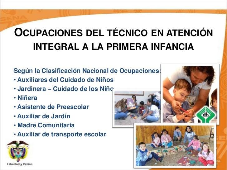 Programa de formaci n 1 for Auxiliar de jardin de infancia a distancia