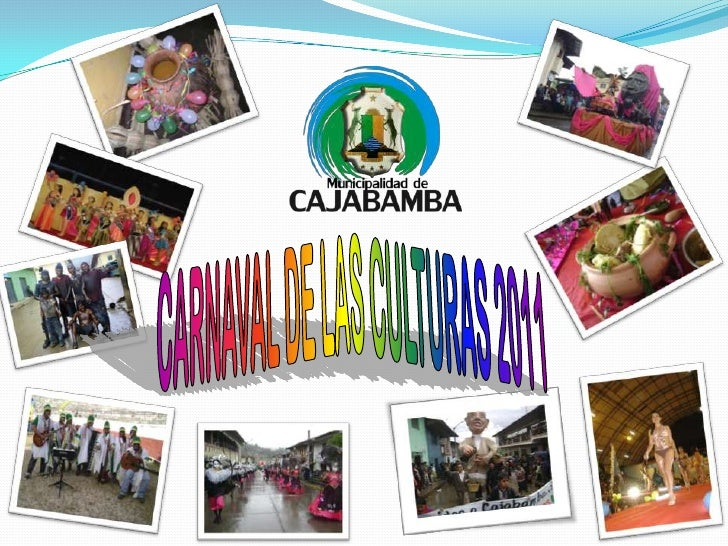 Programa del carnaval Cajabamba 2011