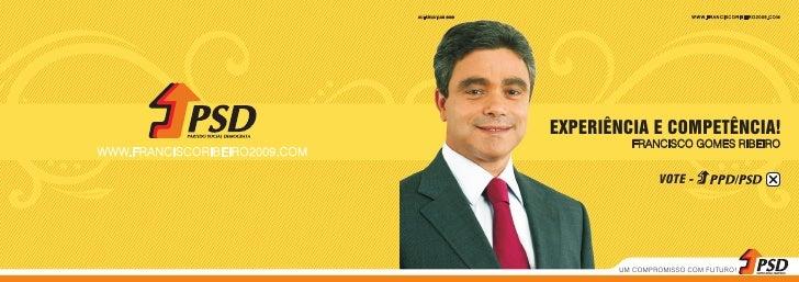 Programa Eleitoral PSD 2009