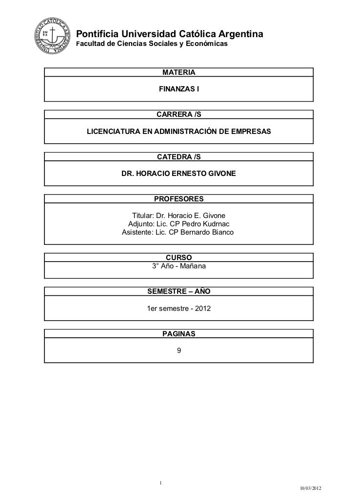 Programa f1 2012   1er. sem.