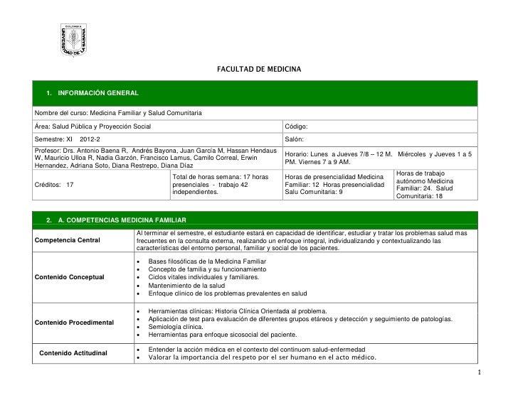 Programa mfsc 2012 II