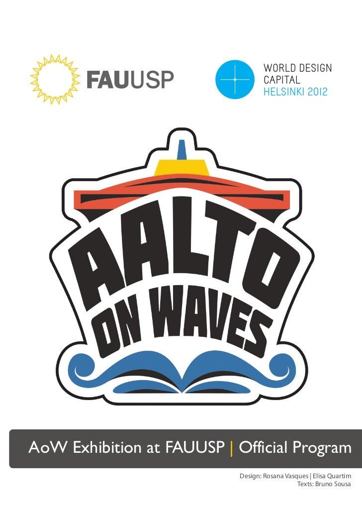 Programação Aalto on Waves USP