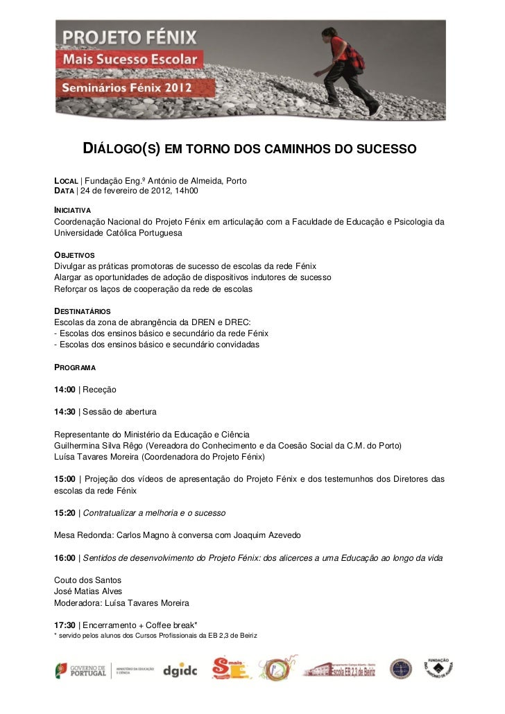 Programa porto   seminário 24 fev. fénix