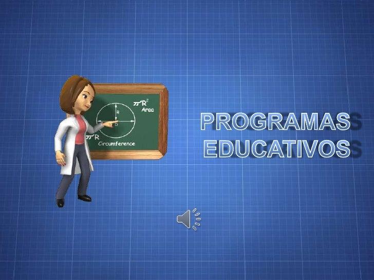 Programas educativos test dropbox2