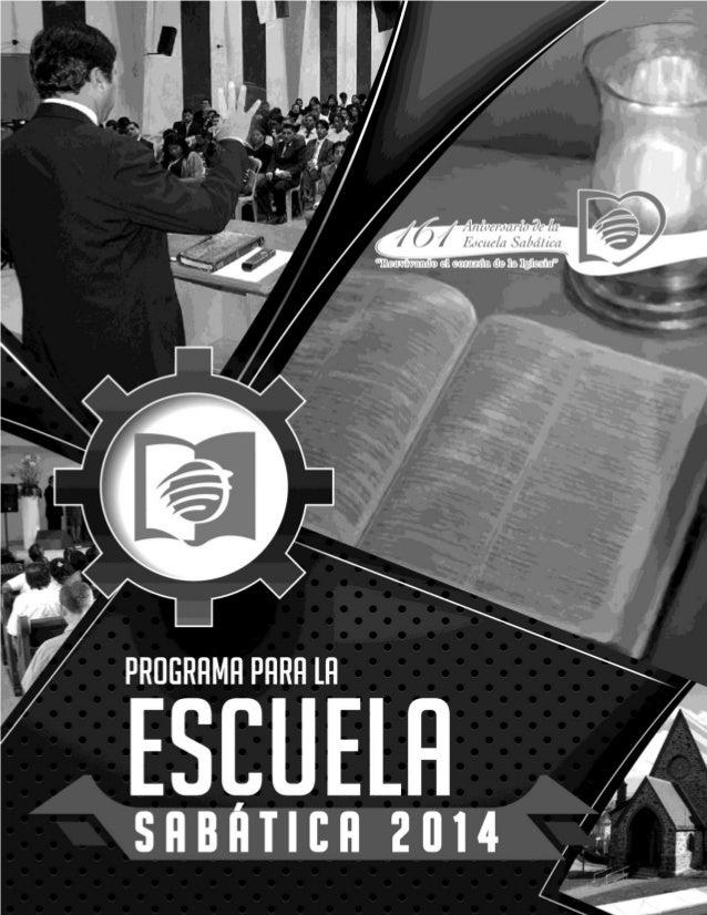 Programas de Escuela Sabática 2014