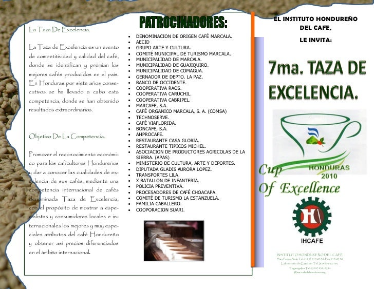 Programa taza 2010