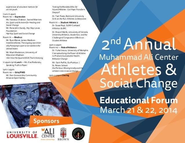 Ali Forum 2 Program