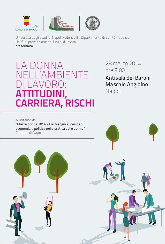 """All'interno del """"Marzo donna 2014 - Dai bisogni ai desideri: economia e politica nella pratica delle donne"""" Comune di Napo..."""