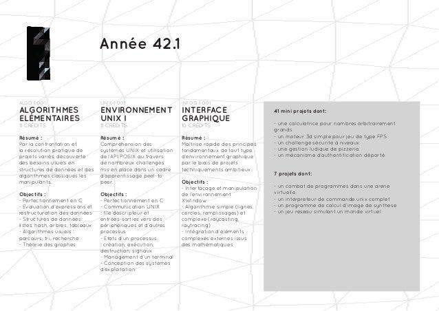 Programme 42