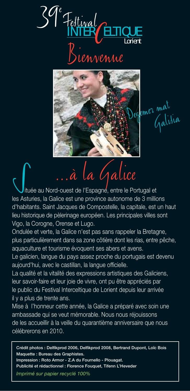 e            39 Festival    INTER ELTIQUE                                                        Lorient                  ...