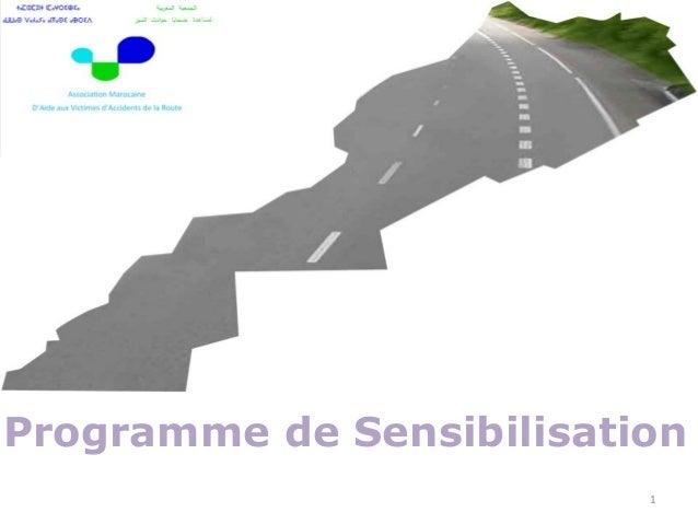 Programme de Sensibilisation 1