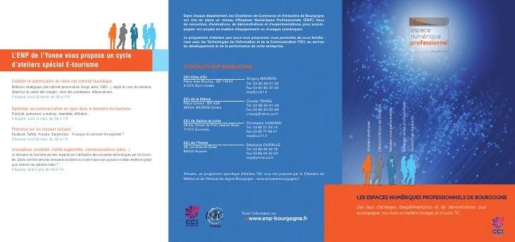 Programme ENP Bourgoge 2012